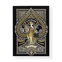 Покерные карты Tycoon Black, фото 1