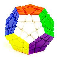 Мегаминкс 3x3 MoYu RuiHu Цветной, фото 1