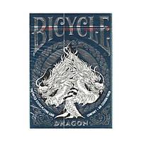 Покерные карты Bicycle Dragon 2018, фото 1