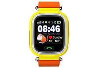 Смарт-часы UWatch Q90 Kids Orange, фото 2