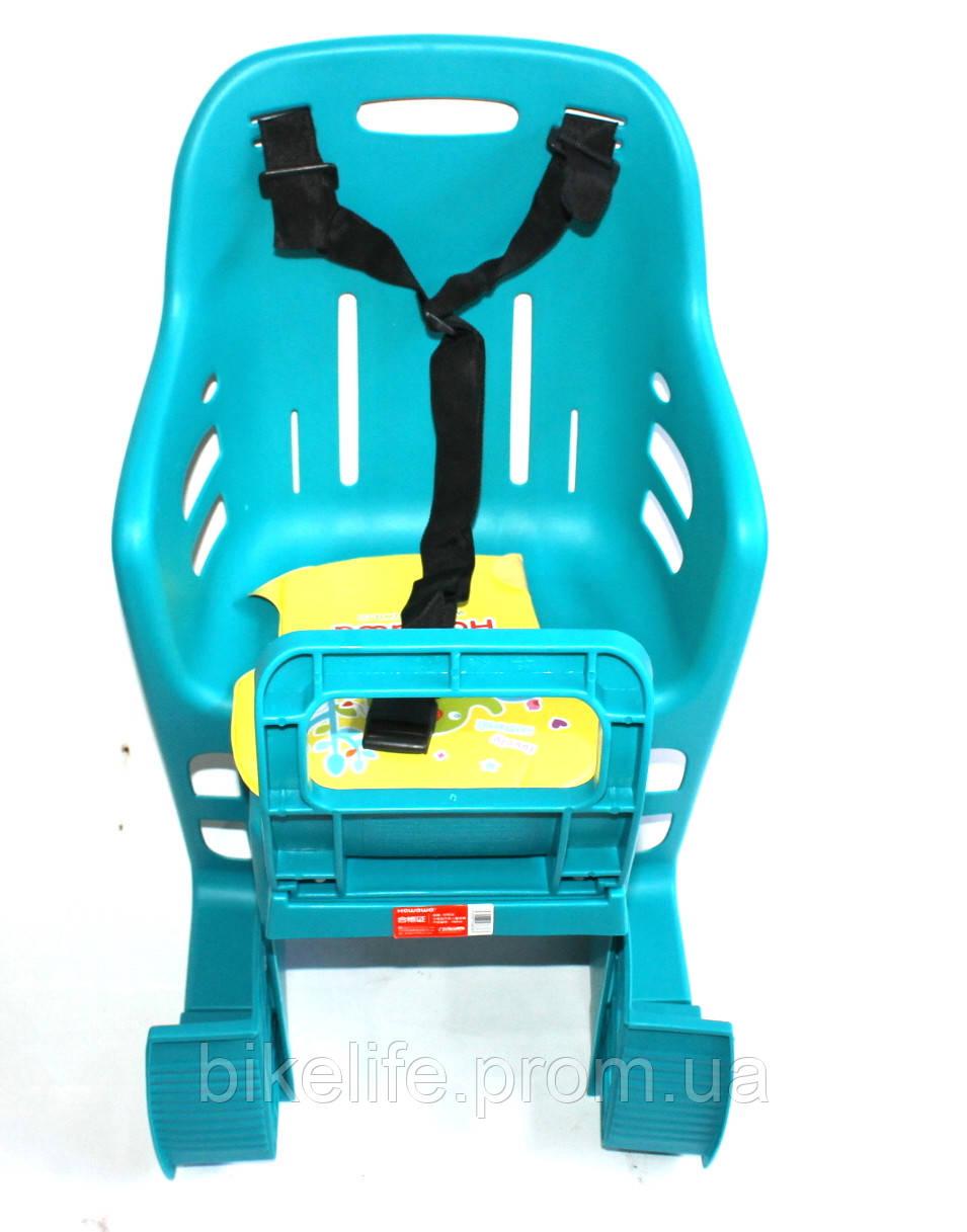 Седло на багажник со спинкой Детский