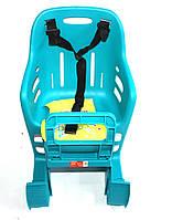 Седло на багажник со спинкой Детский, фото 1