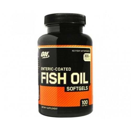 Рыбий жир Optimum Nutrition Fish Oil 100caps