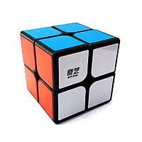 Кубик Рубика 2x2 QiYi MoFangGe QiDi Чёрный