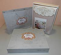 Комплект постельного белья Евро Фланель байка Турция, фото 1