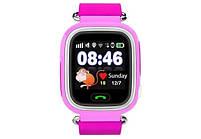 Смарт-часы UWatch Q90 Kids Pink, фото 2
