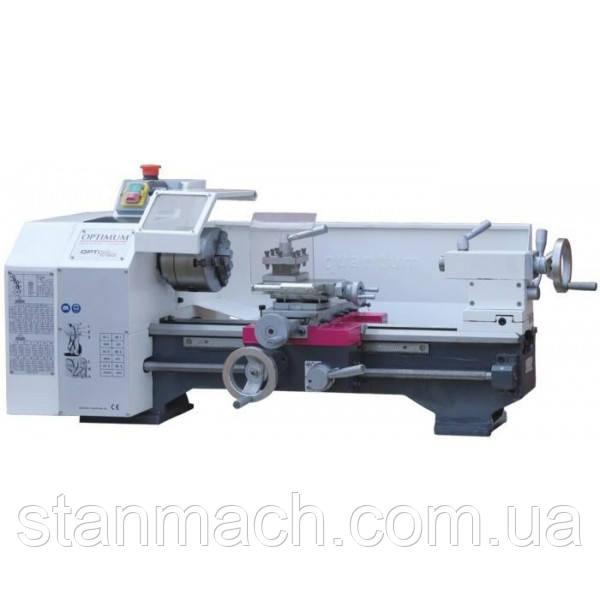 Настольный токарный станок по металлу OPTIturn ТU 2406 (230 В) Vario