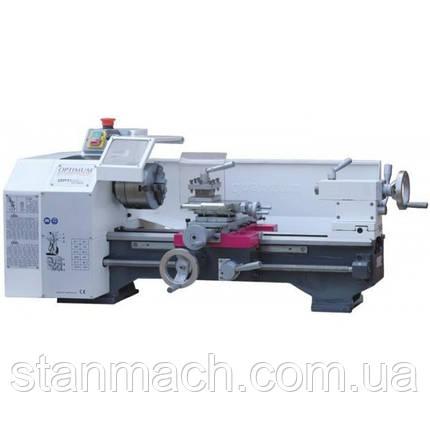 Настольный токарный станок по металлу OPTIturn ТU 2406 (230 В) Vario, фото 2