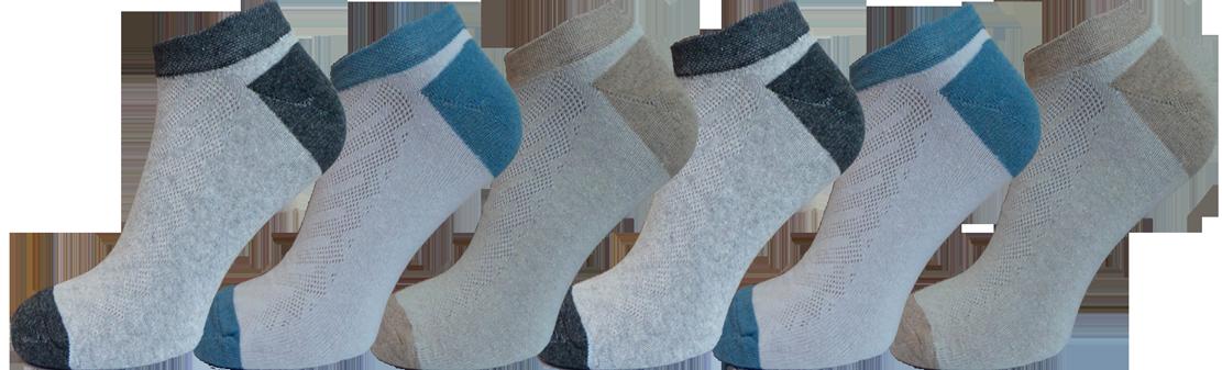 """Чоловічі шкарпеткисітка """"lomani"""""""