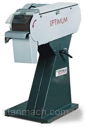 Ленточно-шлифовальный станок по металлу OPTIgrind BSM 150, фото 2