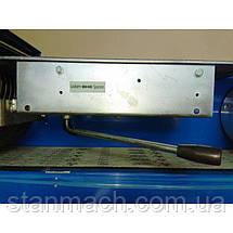 Ленточно-шлифовальный станок по металлу Metallkraft MBSM 150-200-2, фото 2