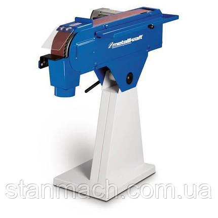 Metallkraft MBSM 75-200-1 (400 В) | Ленточно-шлифовальный станок по металлу, фото 2