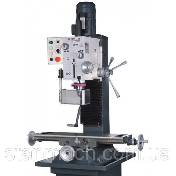 OPTImill MB 4  400V | Фрезерный станок по металлу (Возможна установка ЧПУ)