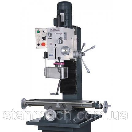 OPTImill MB 4  400V | Фрезерный станок по металлу (Возможна установка ЧПУ), фото 2