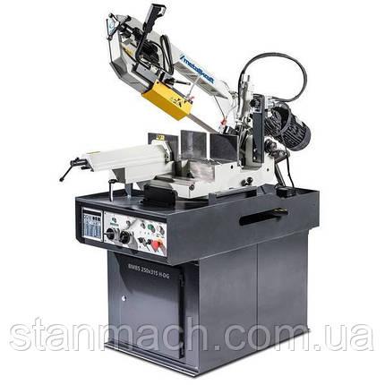 Ленточная пила по металлу Metallkraft BMBS 250 x 315 H-DG, фото 2