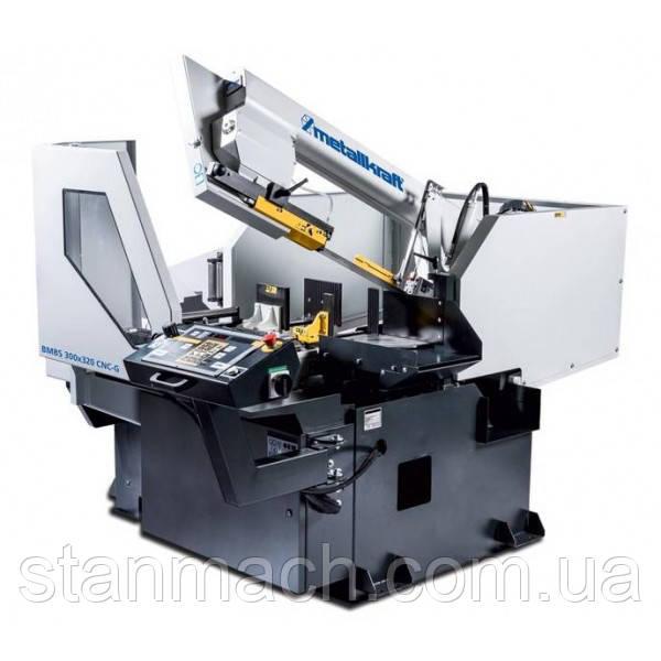 Ленточная пила по металлу Metallkraft BMBS 300 x 320 CNC-G