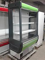 Холодильная горка Cold 1,24 м. б/у, холодильный регал б у, горка холодильная б у., фото 1