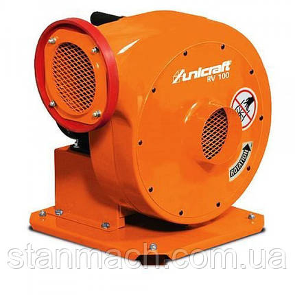 Мобильный центробежный вентилятор Unicraft RV 100, фото 2