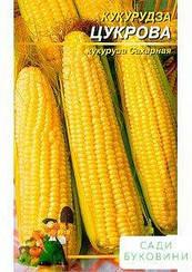 Кукуруза 'Сахарная' ТМ 'Весна' 10г