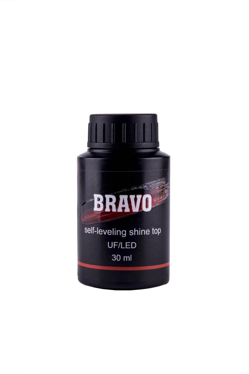 Bravo Rubber Top каучуковое финишное покрытие с липким слоем 30 мл США