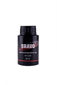 Bravo Rubber Top каучукове фінішне покриття з липким шаром 30 мл США
