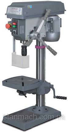 OPTIdrill B 23PRO /400v/3 ph   Верстат вертикально-свердлильний настільний, фото 2