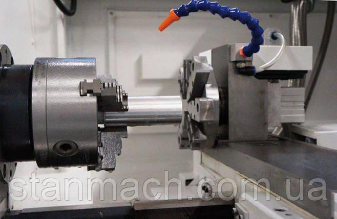 Токарный станок по металлу с ЧПУ OptiTurn L 34HS Sinumerik 808D Advanced, фото 2
