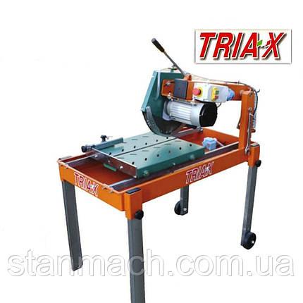 Камнерезная напольная электрическая пила TRIAX CUT 300 \ CUT 350 \ CUT 400 \ CUT400/45° \ 220 и 380V, фото 2