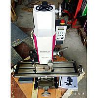Optimum MH 22 Vario 230v | Настольный фрезерный станок по металлу (Возможна установка ЧПУ)