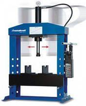 Пресс гидравлический Metallkraft WPP 15T