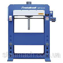 Гидравлический пресс Metallkraft WPP 50 VH