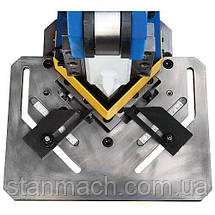 Угловырубной ручной пресс Metallkraft AKM 100 T, фото 2