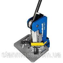 Угловырубной ручной пресс Metallkraft AKM 100 T, фото 3