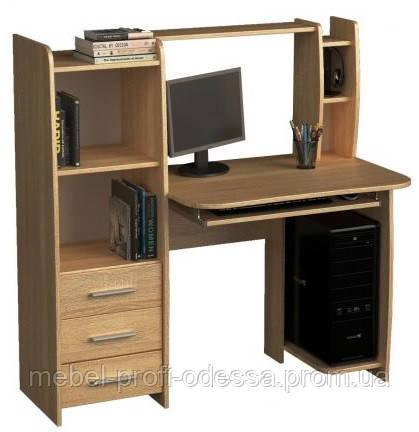 Стол компьютерный Лира Эверест 1250х1250х600