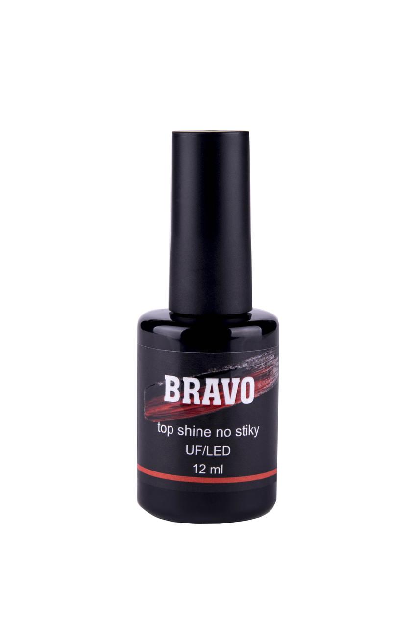 BRAVO Rubber Top каучукове фінішне покриття без липкого шару 12 мл США