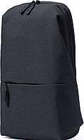 Рюкзак XIAOMI bag 17 серый и черный