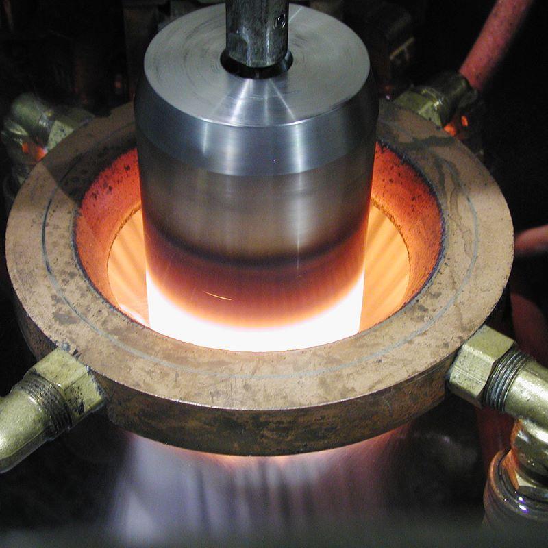 Термообработка токами высокой частоты