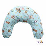 Набор: Подушка ортопедическая для кормления Лежебока + подушка Бабочка, фото 2