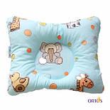 Набор: Подушка ортопедическая для кормления Лежебока + подушка Бабочка, фото 3