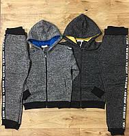 5d867994d08 Спортивный костюм-двойка утепленный с начесом для мальчиков