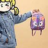 Детский голограммный рюкзак Сова, фото 3