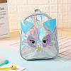 Детский голограммный рюкзак Сова, фото 8