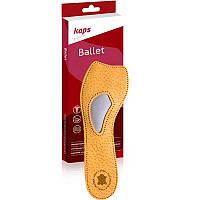Kaps Ballet - Ортопедические полустельки для обуви с каблуком 40