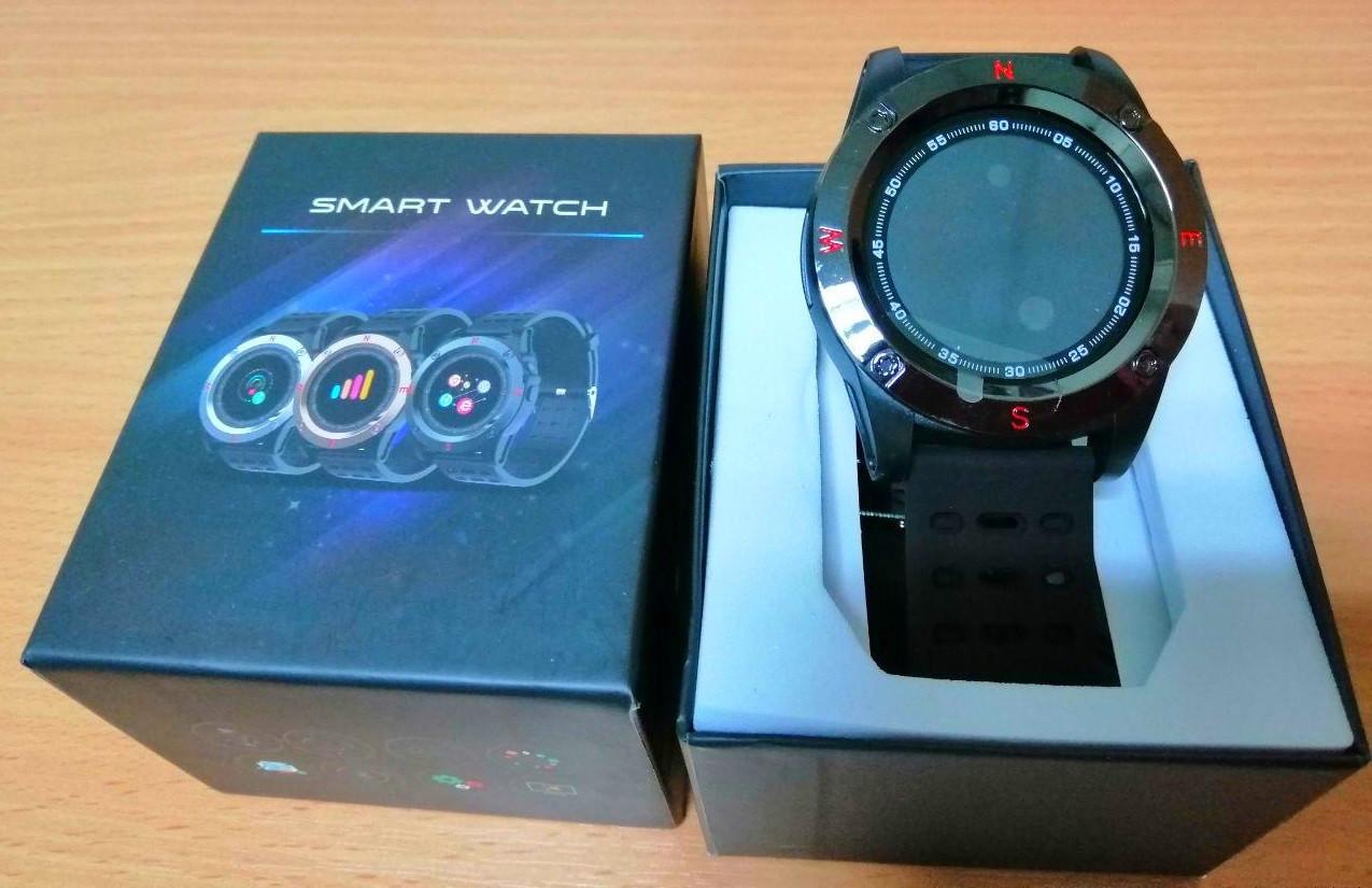 Smart Watch ST5 Black Гарантия 1 месяц