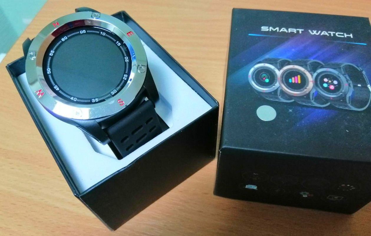 Smart Watch ST5 Silver Гарантия 1 месяц