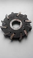 Фрезы дисковые трехсторонние ГОСТ 28527-90
