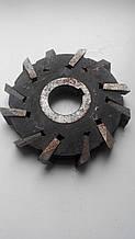 Фрези дискові тристоронні ГОСТ 28527-90