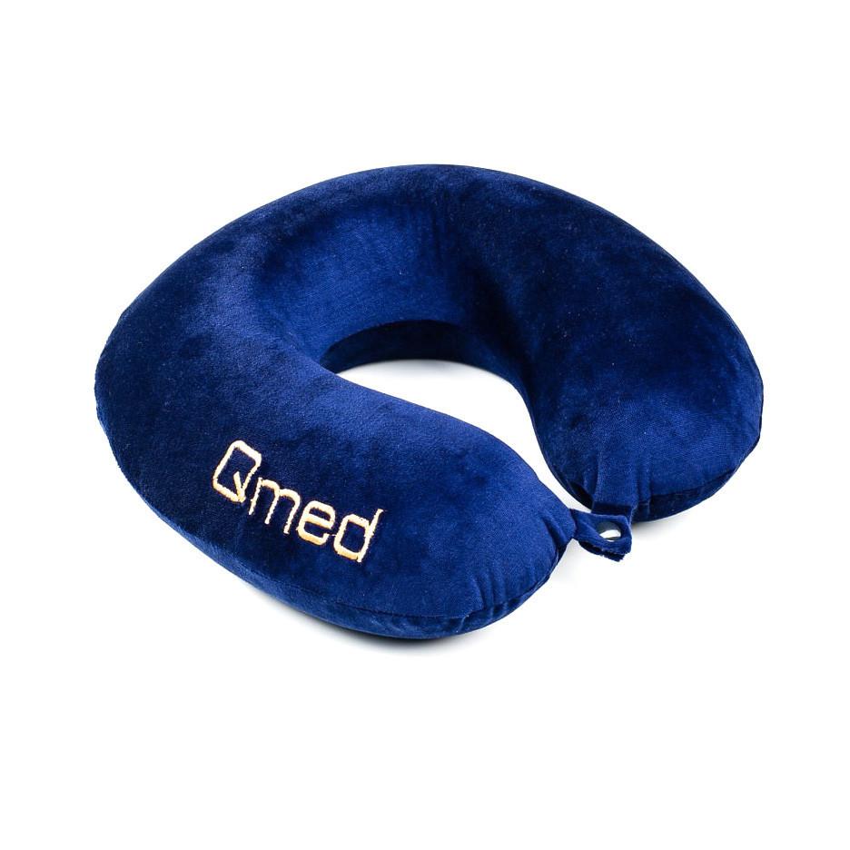 Qmed Travelling Pillow - Дорожная подушка для путешествий
