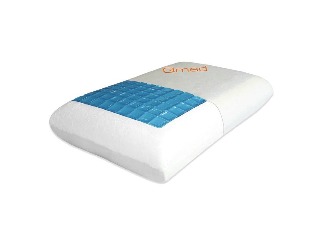 Qmed Comfort Gel Pillow - Ортопедическая подушка с охлаждающим гелем