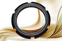 Гайка М45 ГОСТ 11871-88 оцинкованная, фото 1